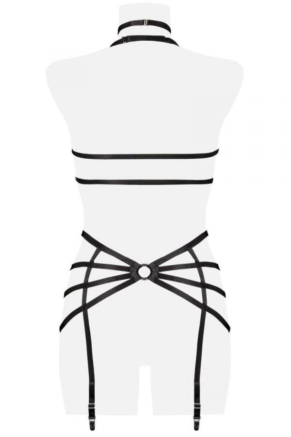 Bandharness-dress