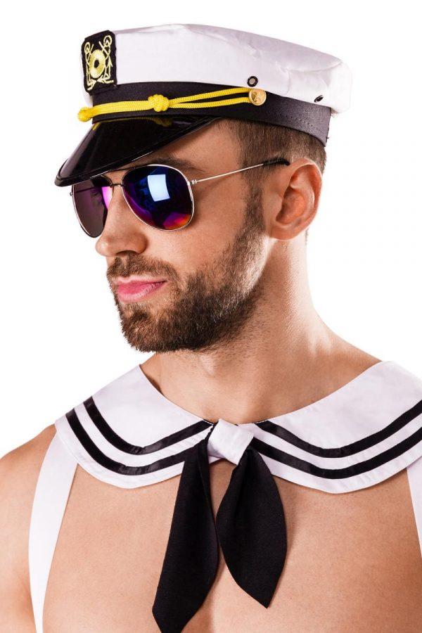 Sexig båtkapten
