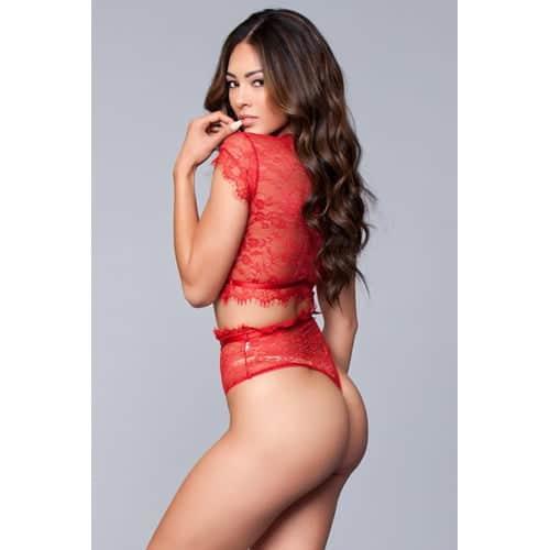Kayla Set – Röd