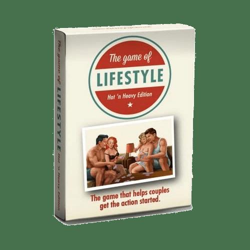 Sexspel för fler än två – The Game of Lifestyle – Hot 'n Heavy