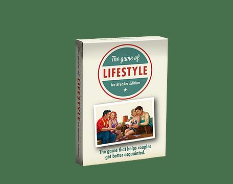 Sexspel för fler än två – The Game of Lifestyle – Ice Breaker Edition