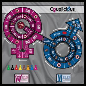 Couplicious – Sexspelet för swingers
