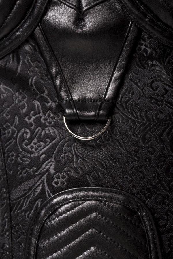 Korsett med axelstycke från Grey Velvet